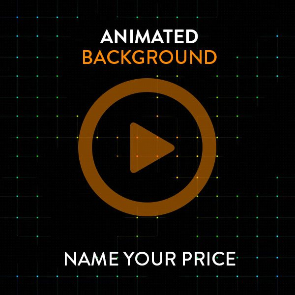 Animated Background Dark