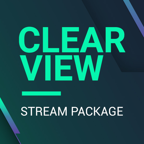 Clearview Stream Package