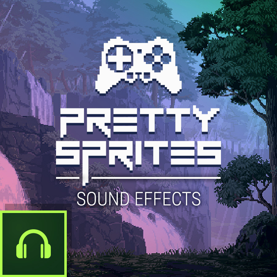 Pretty Sprites Sound Effects