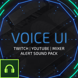 Voice UI Alert Sounds